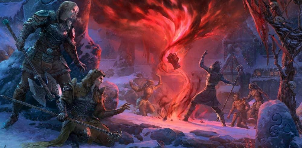 ESO Live Harrowstorm Dungeon Preview