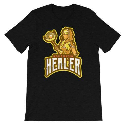 Designated Healer T-shirt 3