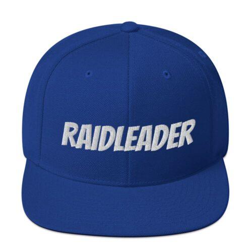 Raidleader Snapback 10