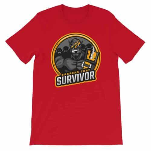 Barrens Chat T-shirt 6