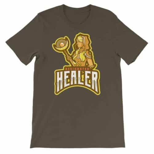 Designated Healer T-shirt 4