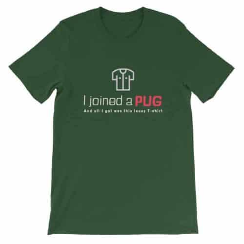 PUG T-shirt 2