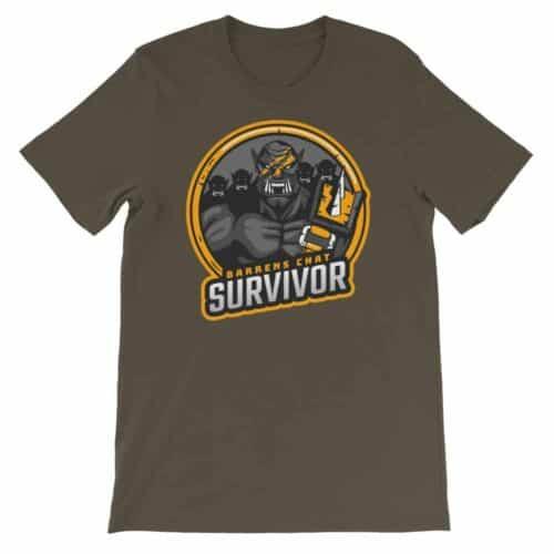 Barrens Chat T-shirt 3