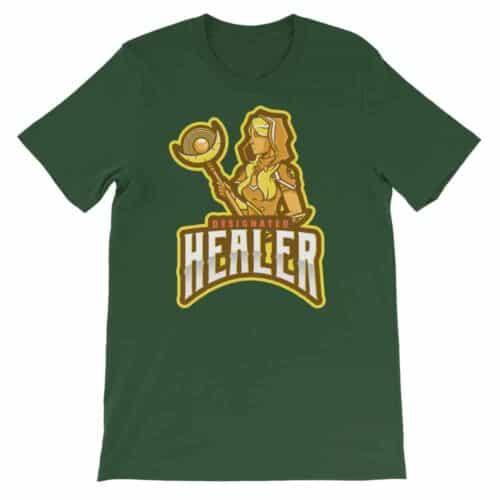 Designated Healer T-shirt 5