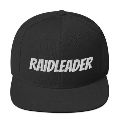Raidleader Snapback 3