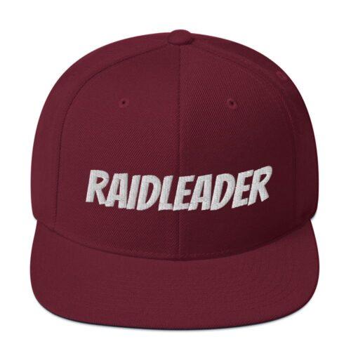 Raidleader Snapback 11