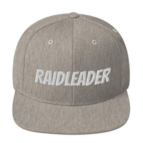 Raidleader Snapback 8