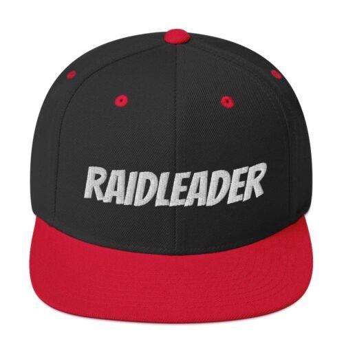 Raidleader Snapback 2