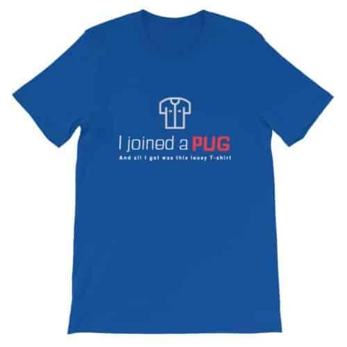 PUG T-shirt 3