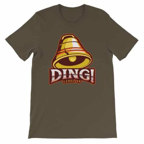 DING! T-shirt 3