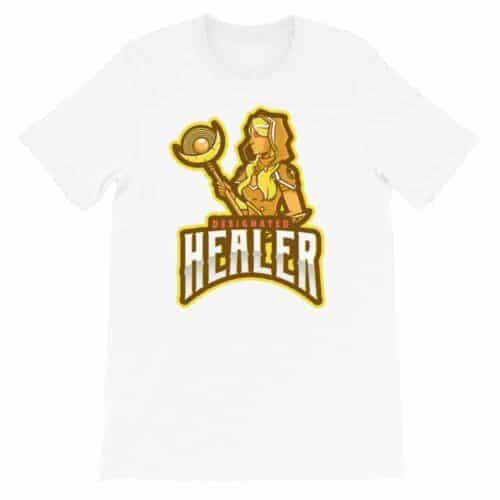 Designated Healer T-shirt 2
