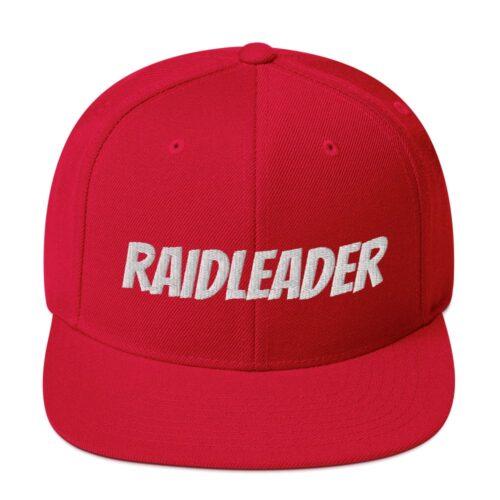 Raidleader Snapback 12