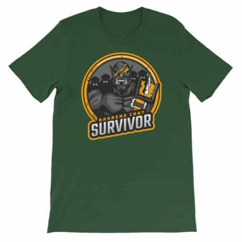 Barrens Chat T-shirt 4