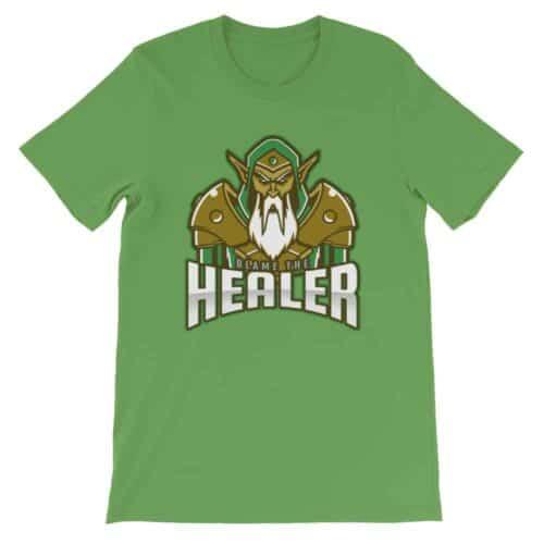 Blame the Healer T-shirt 3