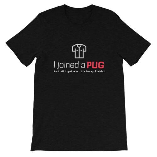 PUG T-shirt 1