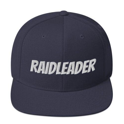 Raidleader Snapback 5