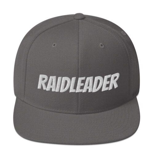 Raidleader Snapback 4