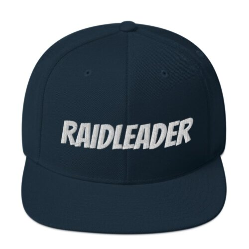 Raidleader Snapback 1
