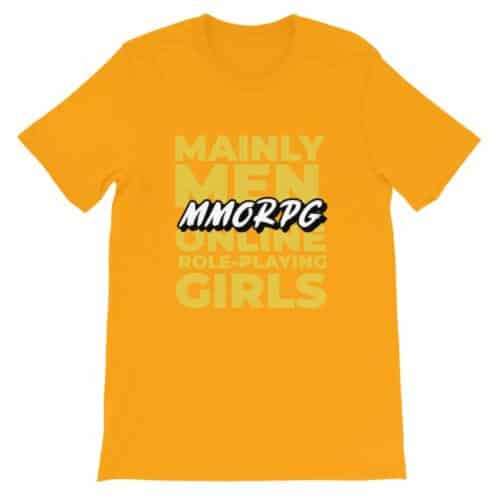 MMORPG Meaning T-shirt 6