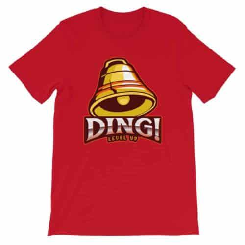 DING! T-shirt 7