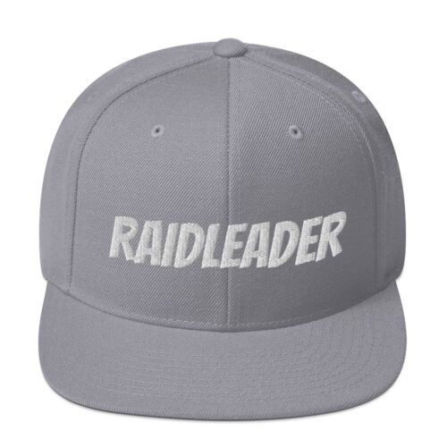 Raidleader Snapback 9