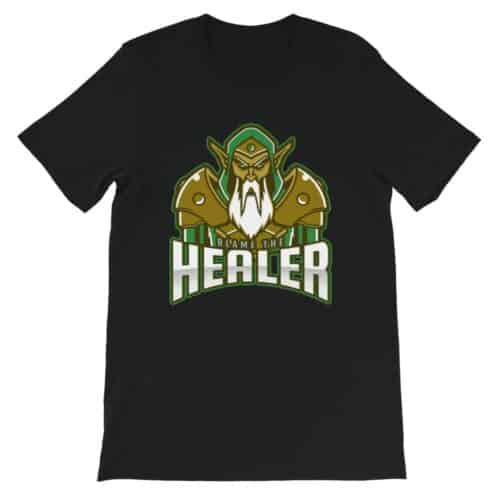 Blame the Healer T-shirt 1