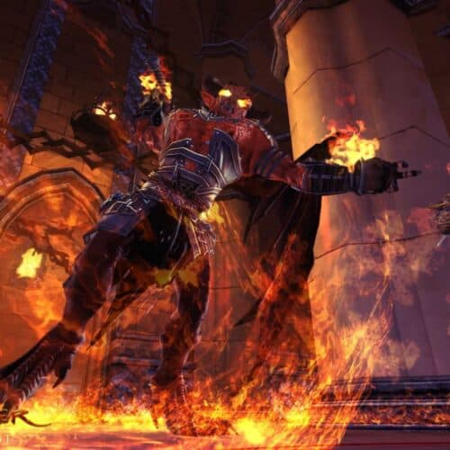 Neverwinter Eternal Descent Launches on Console