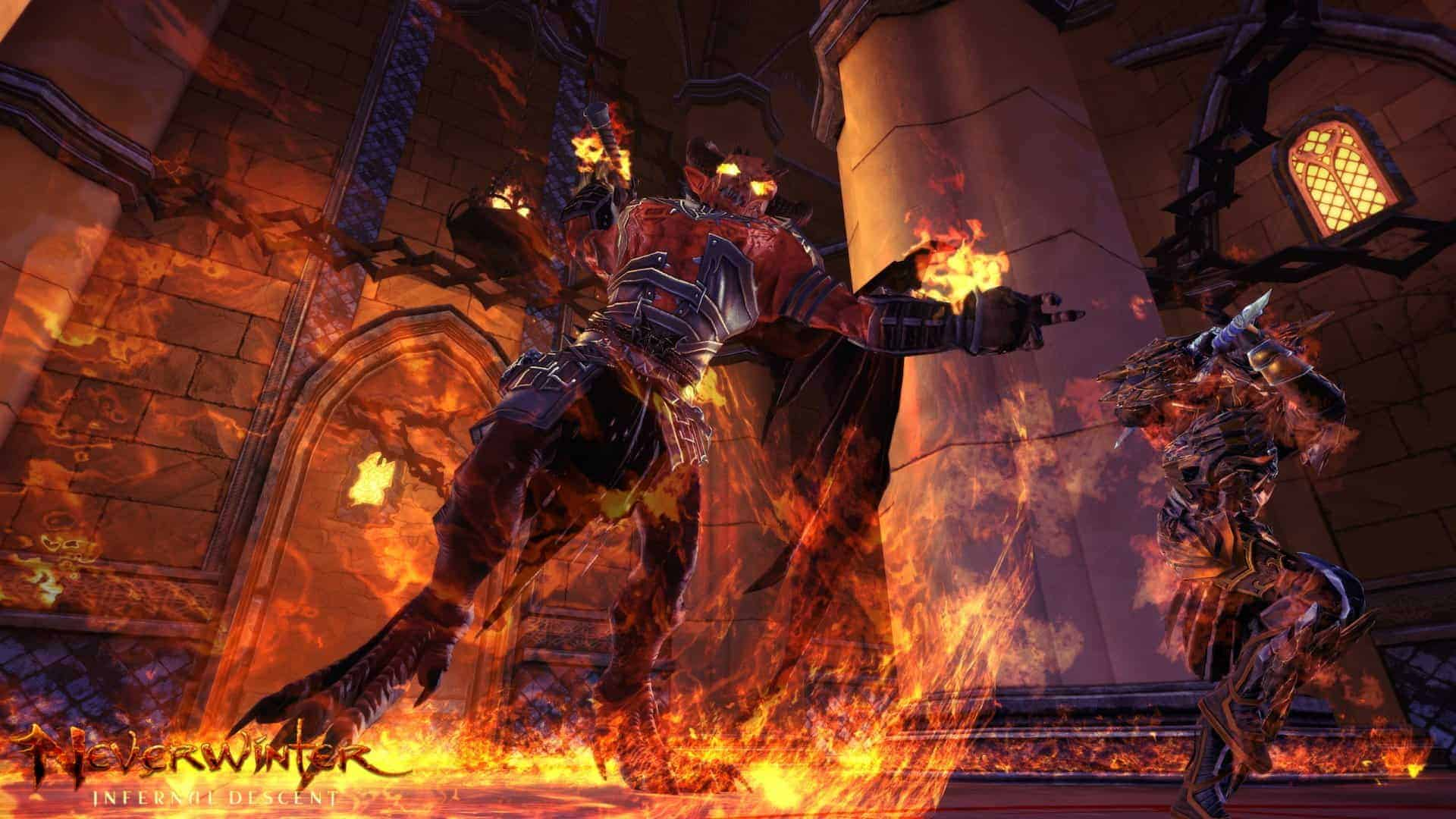 Neverwinter Eternal Descent Launches on Console 1