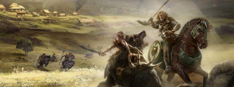 LOTRO Legendary Servers: Riders of Rohan 1