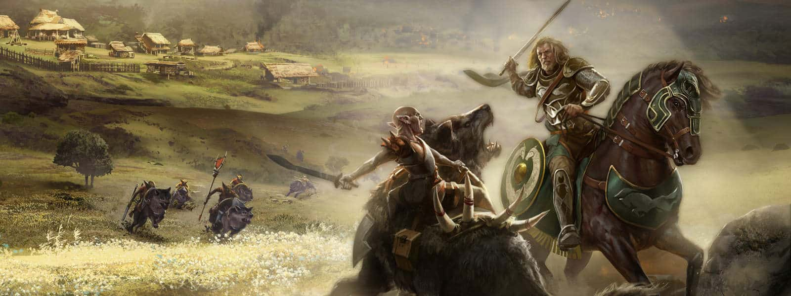 LOTRO Legendary Servers: Riders of Rohan