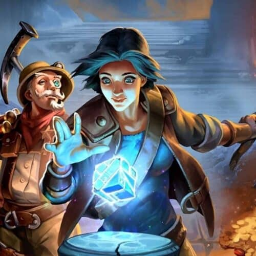 The Road to Archeology previews Dig Sites and the Lore of Archeology