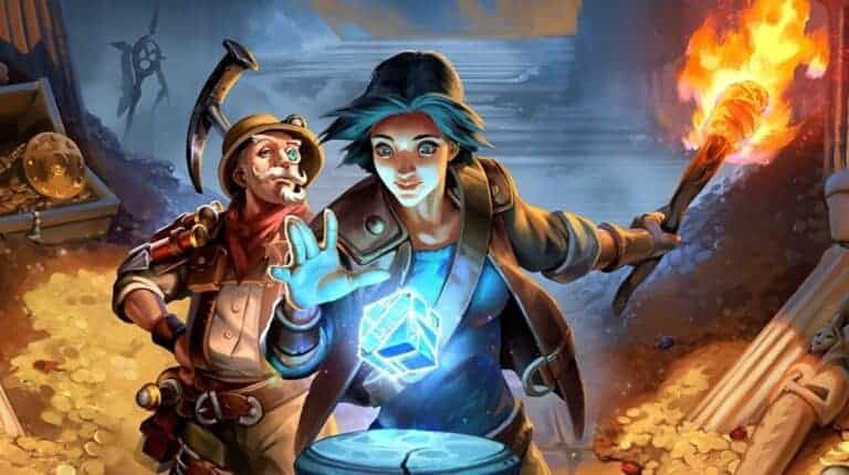 The Road to Archeology previews Dig Sites and the Lore of Archeology 1