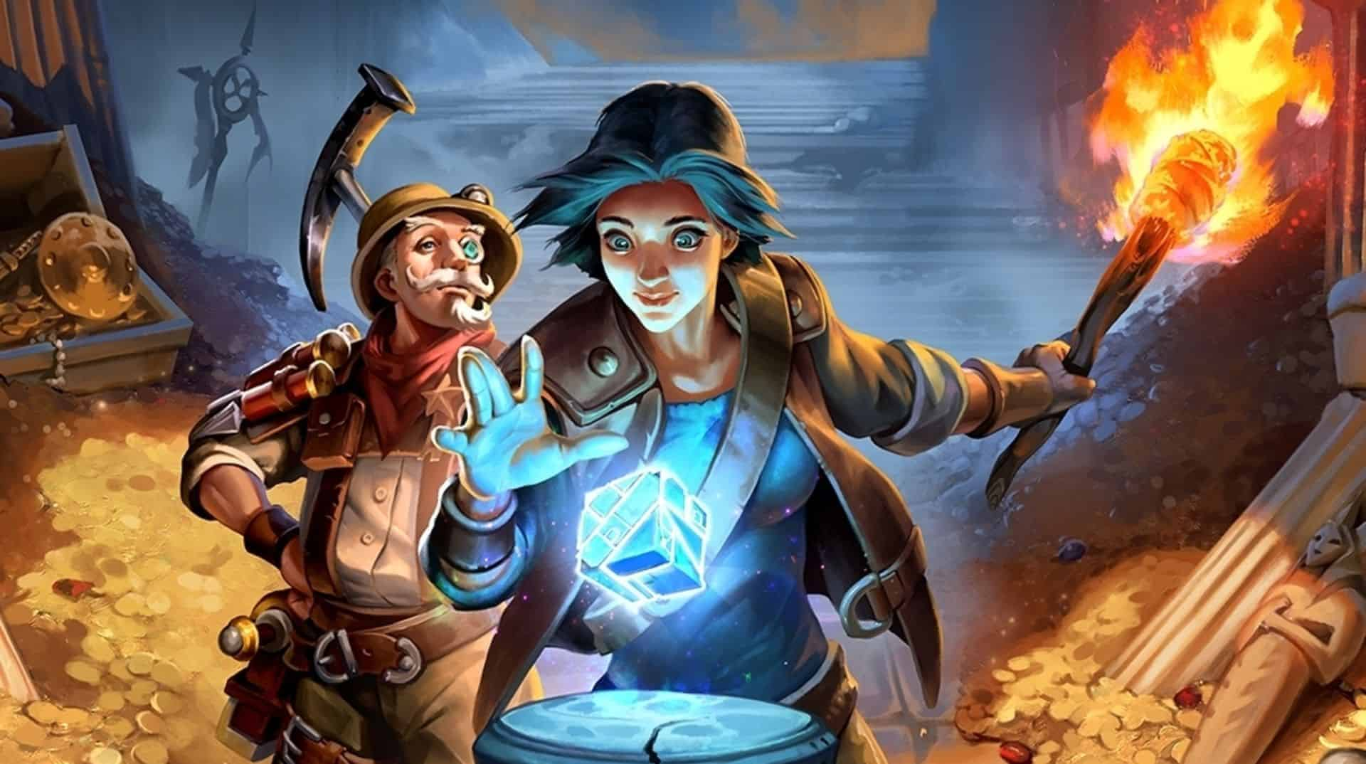 The Road to Archeology previews Dig Sites and the Lore of Archeology 9