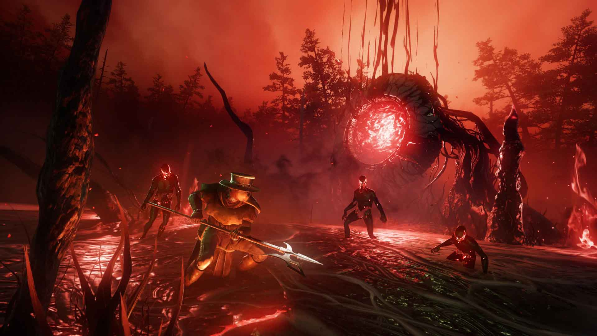 New World: A Look at Corrupted Breaches