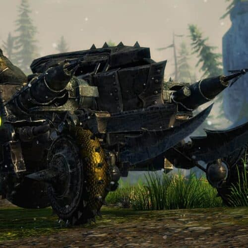 Visions of the Past: Steel and Fire is live in Guild Wars 2