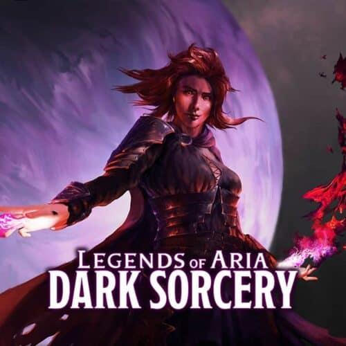 Legends of Aria Announces DLC: Dark Sorcery