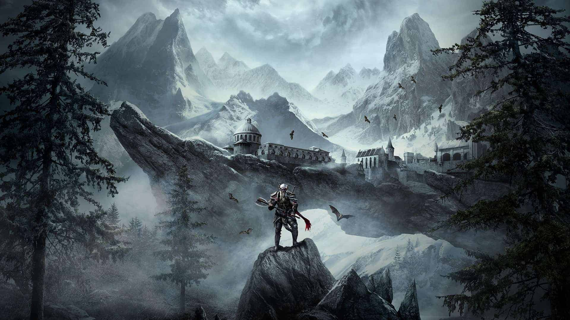 Play the Greymoor Preview Quest for Free in Elder Scrolls Online