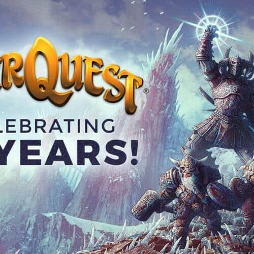 Everquest Turns 21 -Free 85 Character Boost, New TLP Servers Announced and Server Merges