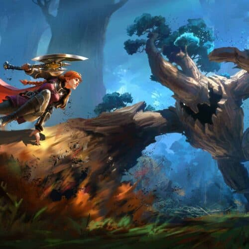 Albion Online Roadmap Reveals Plans for Solo and Small Group Play