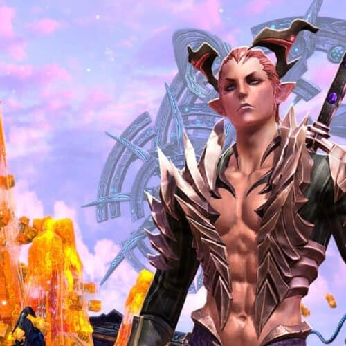 Tera Forgeheart Gear Up Event