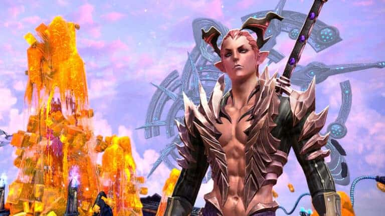 Tera Forgeheart Gear Up Event 1