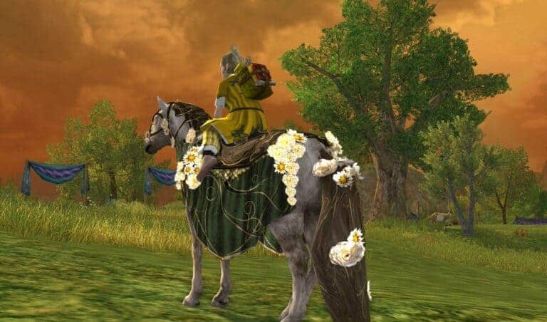 LOTRO's Spring Festival Is Here 1