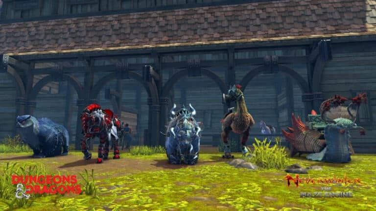 Mount Sale and Chance At Legendary Mount in Insignia Packs! 1
