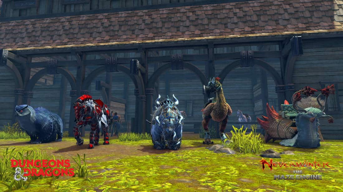 Mount Sale and Chance At Legendary Mount in Insignia Packs! 10