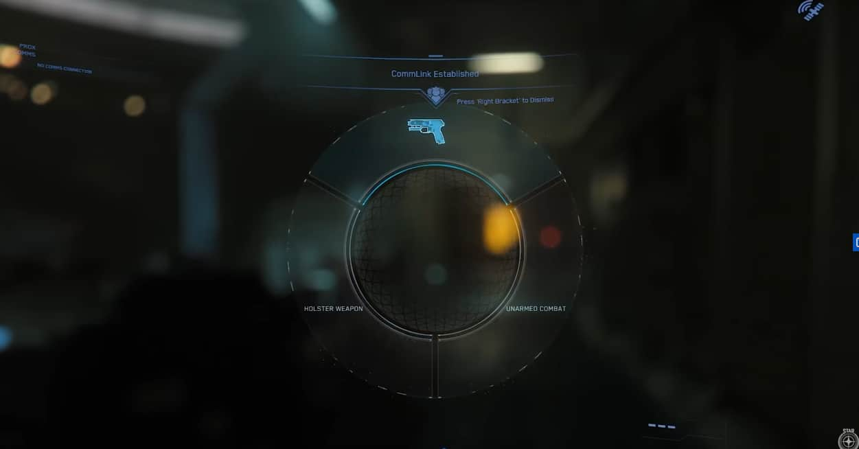 Latest Inside Star Citizen On UI and Personal Systems 3