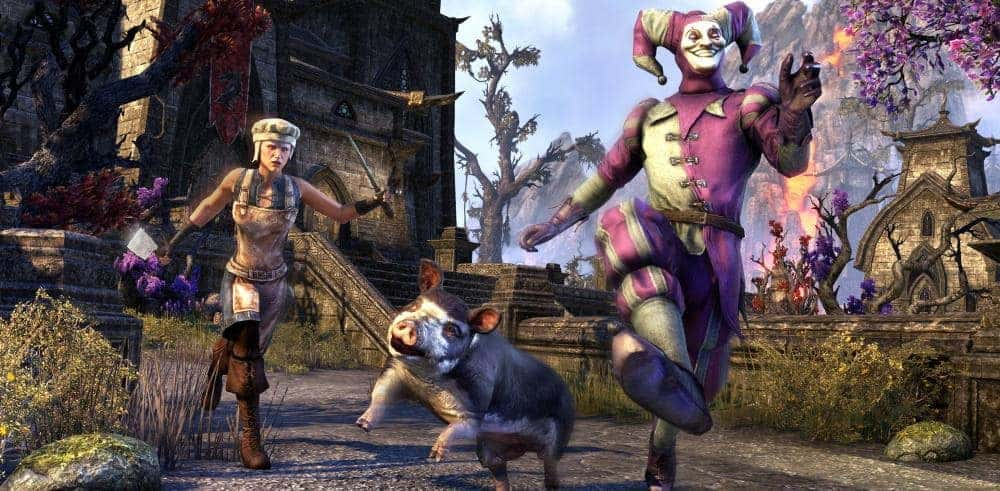 Get Ready for the Jester's Festival in The Elder Scrolls Online