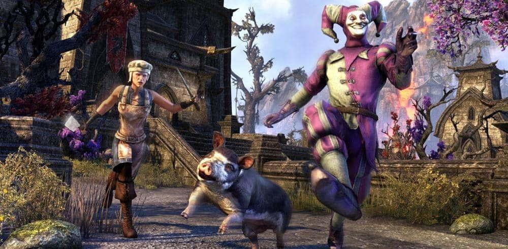 Get Ready for the Jester's Festival in The Elder Scrolls Online 2