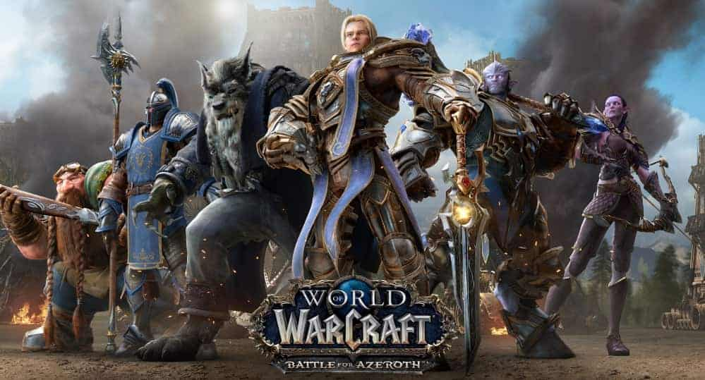 Double XP in World of Warcraft Until April 20th 17