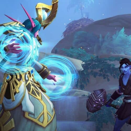 Shadowlands: Covenant Class and Signature Abilities Previewed