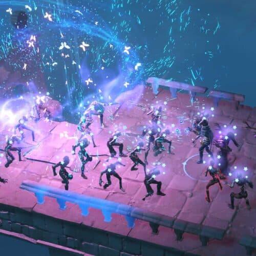 A Look Into The Combat of Magic: Legends